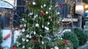 Wallgauer Adventsmarkt der Sinne 2018 an der Sonnleiten. Samstag 01.12.2018.